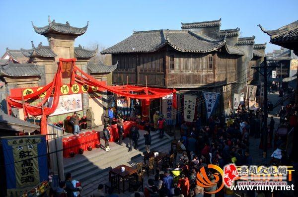 红高粱影视垹g,_揭秘电视剧《红高粱》拍摄基地临沂国际影视城